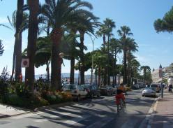 La Croisette, Cannes, France