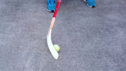 The Best Hockey Stick Handling Drill