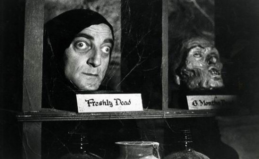 Marty Feldman in Young Frankenstein (1974)