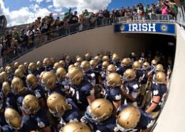 The Fighting Irish look to get back in the national spotlight.