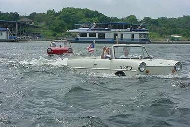 The 1960's Amphibcar