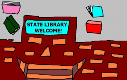 More libraries meant more readers.