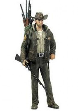Officer Rick Grimes Comic Series 1