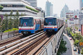Pros and Cons of Riding the Bangkok Skytrain