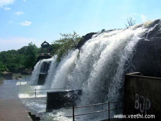 Thirparappu Falls near Nagercoil - childhood nostalgia