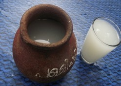 THE BEST NATURAL DRINK.... TODDY