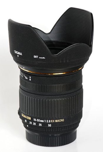 Lens hoods sometimes come with lenses when your purchase them, but sometimes you need to check the aftermarket.