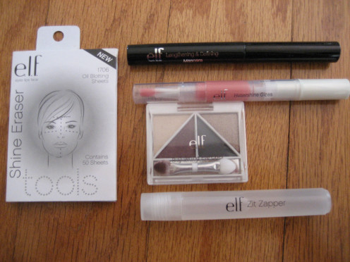 E.L.F. Cosmetics are high-quality yet affordable products.