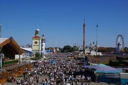 Oktoberfest 2007 in Munich
