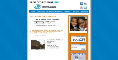 Madison Square Boys & Girls Club