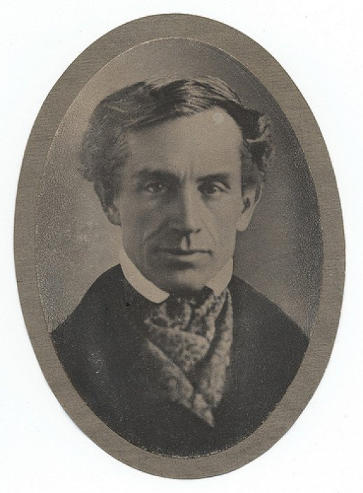Samuel Morse is credited with the invention of the telegraph