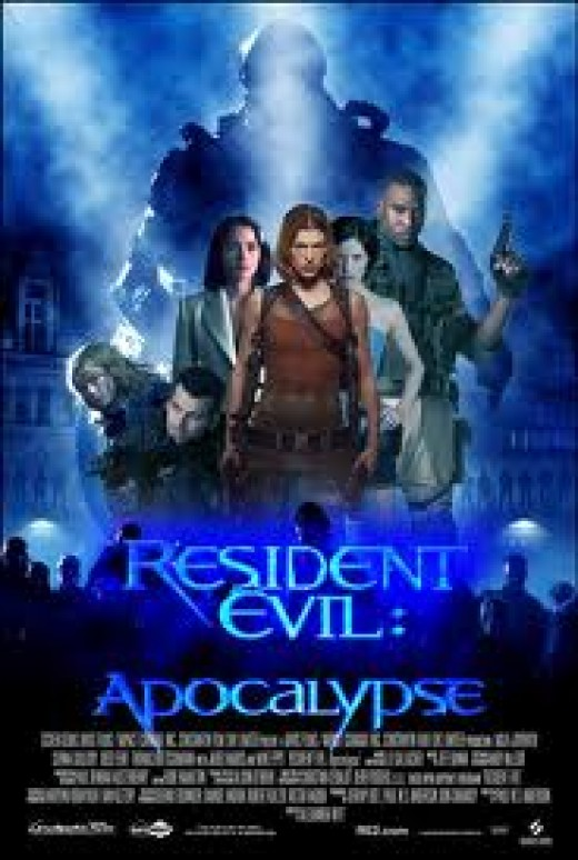 Resident Evil is a horror video game that has also made several horror films. It features zombies and other horrendous creatures.