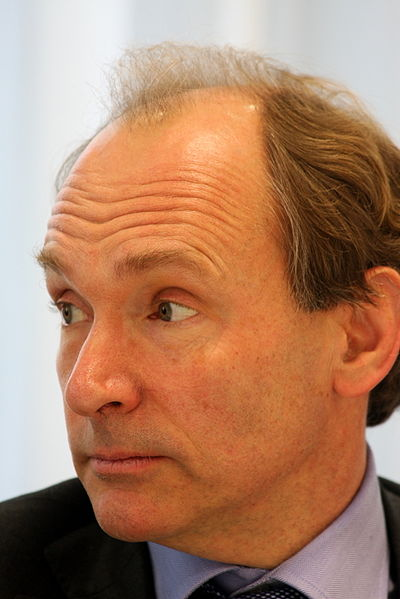 Tim Berners-Lee will always be associated with the creation of the World Wide Web