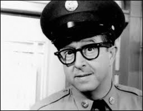 PHIL SILVERS CON MAN IN ONE EPISODE GUEST STAR