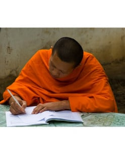 How To Work With The Razor Sharp Focus Of A Zen Monk
