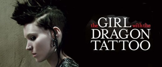 The Girl With the Dragon Tattoo - the dark, gritty version by David Fincher