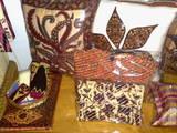 The many uses of Batik fabric