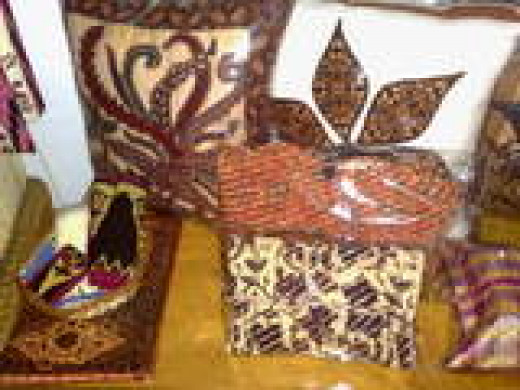 The many uses of Batik fabric