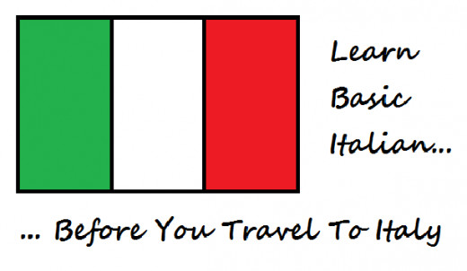 Learn basic Italian can be useful in many occasions, but especially if you are planning a trip to Italy.