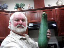 What to Do With a Gigantic Zucchini