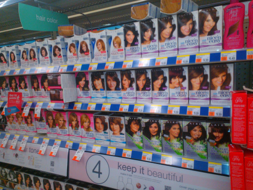 Find A Safe Hair Dye Or Safe Hair Color If You Value Your