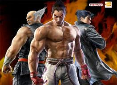 Tekken 6 is the sixth installment in a series of fighting games. You battle in two out of three bouts using over thirty unique moves plus a specialty move.