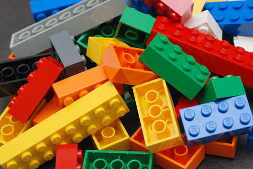 Lego is a very popular and famous construction set fro children.