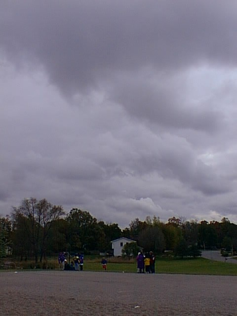Rain mainly comes from low level clouds such as stratus