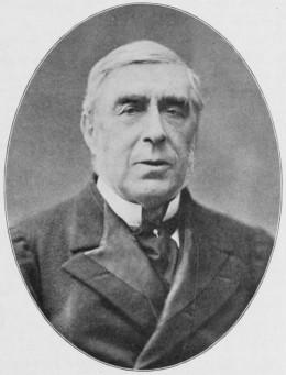 George Goschen, 1st Viscount Goschen (1831 – 1907)