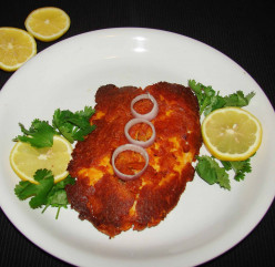 TANDOORI FISH RECIPE