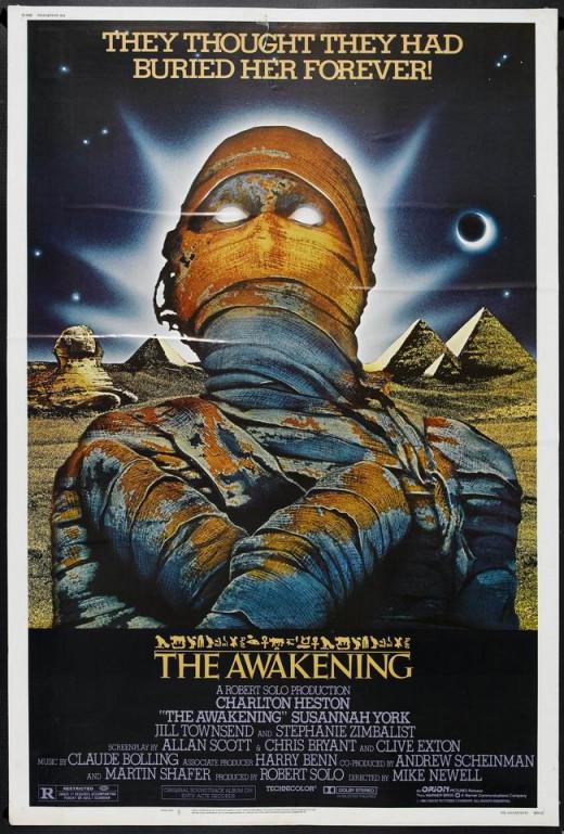 The Awakening (1980) poster