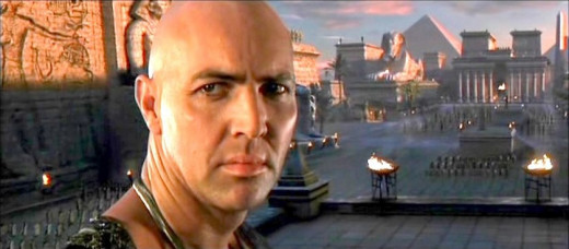 Arnold Vosloo in The Mummy (1999)
