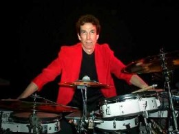 Here is my friend the drummer, Tim Lloyd, the drummer for Passion, The American Pop Experience.