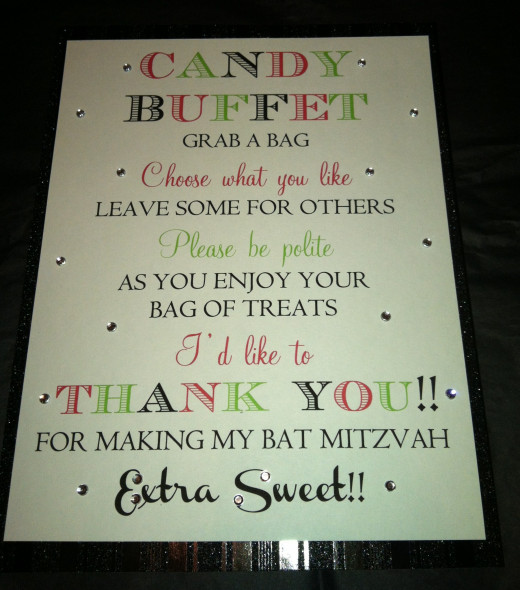 Candy Buffet Quotes. QuotesGram