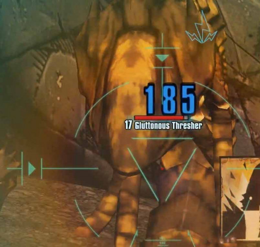 Borderlands 2 Defeat Gluttonous Thresher