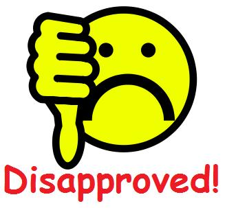 Disapproved by Google AdSense??