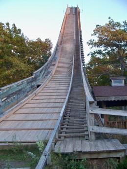 Pine Mountain Ski Jump
