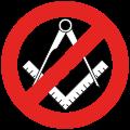 Anti-Masonic symbol