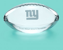 Super Bowl XLVI Collection for the New York Giants