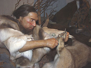 Neanderthals were a very successful species of human that became extinct shortly after the arrival of modern humans 30,000 years ago.