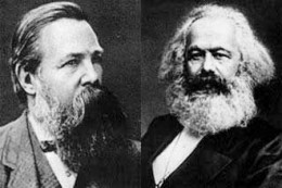 Engels and Marx were major contributors to contemporary dialectics whether it is called idealistic naturalism or dialectic naturalism. Dialectical materialism entered the stream of history later.