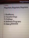 How to Negotiate Health Benefits
