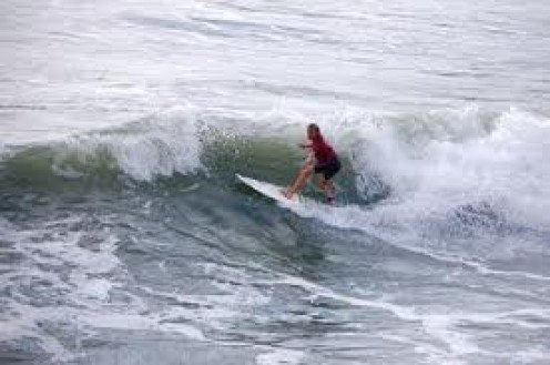 Surfing at the Beach is a thrill a second  ride. Watching it is exhilarating as well. Tournaments are held annually at Cocoa Beach.
