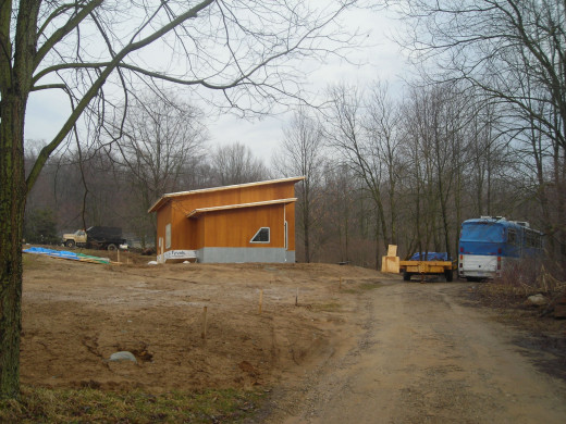 cheap barn homes Building green through recycling barns, homes and ...
