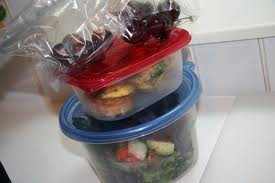 Taking your lunch to work could save you a lot of money plus you know what your eating.