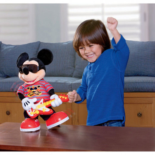 Fisher Price Rock Star Mickey