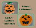 Jack-O-Lantern Cupcake Recipe