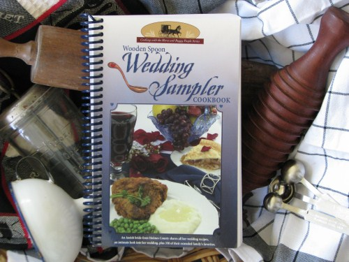 The Wooden Spoon Wedding Sampler Amish Cookbook