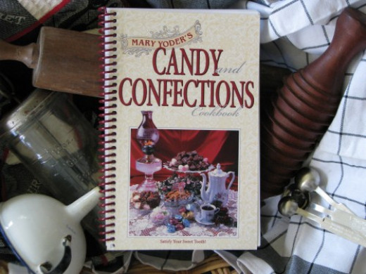 Candy and Confections Amish cookbook