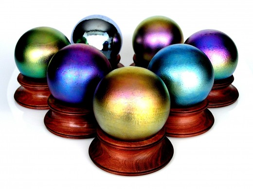 Small Cremation Urns in Various Colors